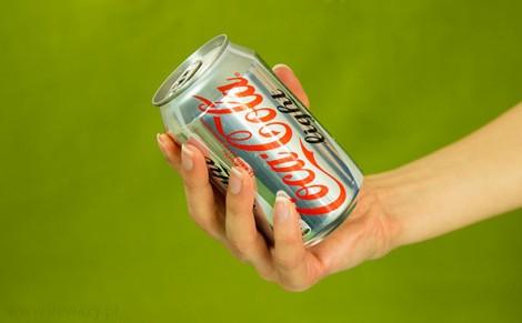 Napój gazowany Coca Cola light