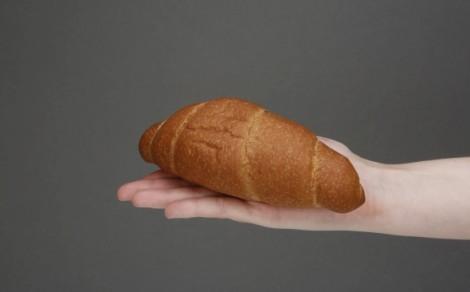 Croissant błonnikowy
