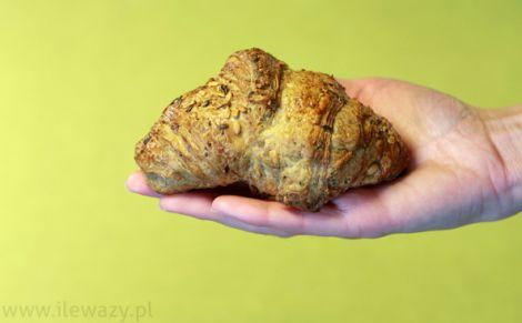 Croissant pełnoziarnisty
