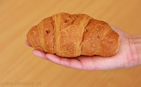 Croissant kakaowy