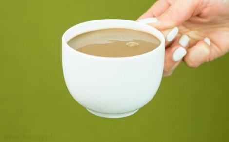 Czekolada roztopiona w mleku Wedel