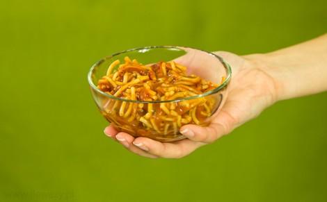 Spaghetti po neapolitańsku Danie w 5 minut