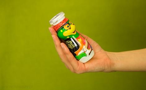 Jogurt bananowy Danonki
