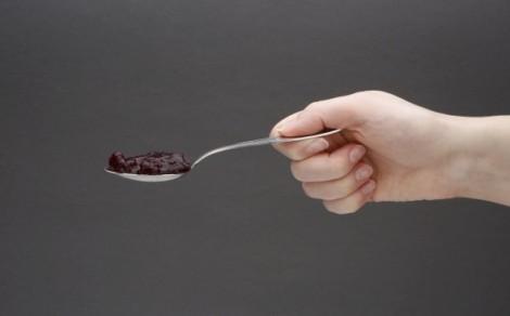 Dżem z czarnej porzeczki z nutą tarty