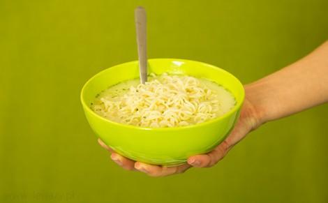 Zupa ella mozzarella Knorr