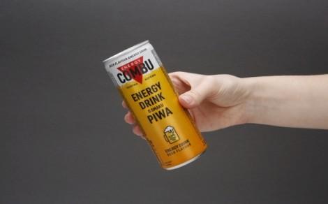Gazowany napój energetyzujący o smaku piwa