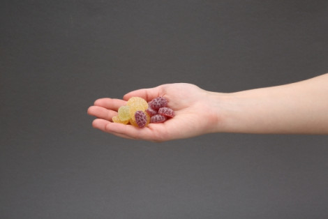 Galaretki owocowe bez żelatyny