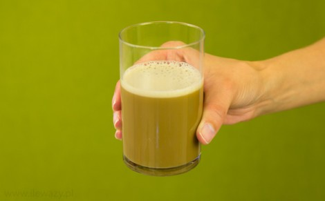 Napój na bazie rozpuszczalnej kawy zbożowej z mlekiem Inka