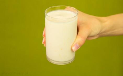 Jogurt pitny Czerwona Pomarańcza