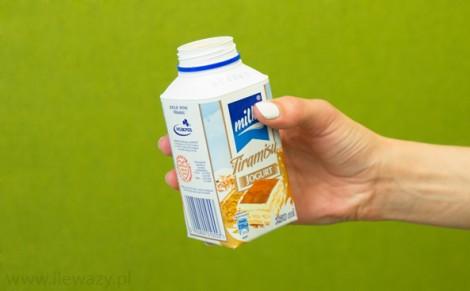 Jogurt pitny Tiramisu