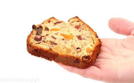 """Kawałek ciasta """"keks"""""""
