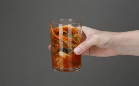 Kimchi pikatna sałatka z fermentowanych warzyw