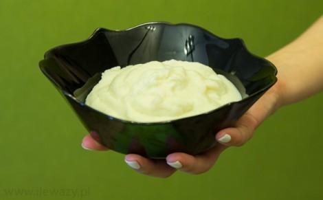 Kleik ryżowy z mlekiem