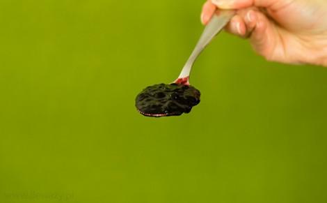 Konfitura z jagód niskosłodzona