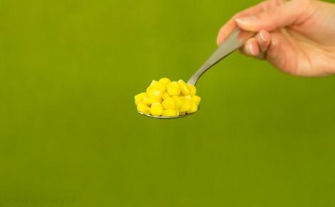 Kukurydza konserwowa bez dodatku cukru
