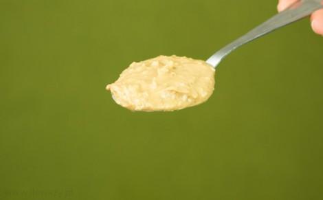 Masło orzechowe z kawałkami orzechów Rossmann