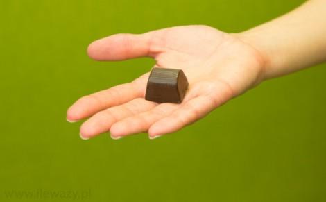 Pralinki z czekolady z czereśnią w likierze Mon Cheri