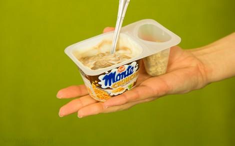 Deser Monte Crunchy