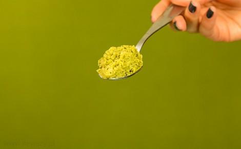 Pasztet brokułowy