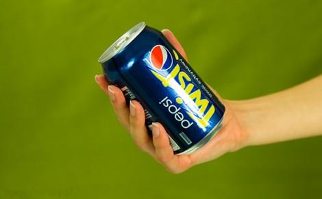 Pepsi Twist o smaku cytrynowym