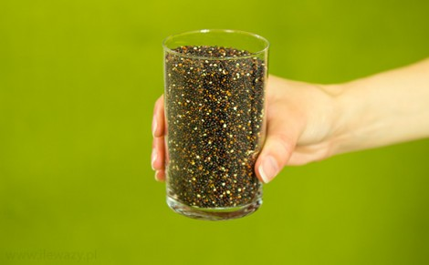 Quinoa czarna - komosa ryżowa