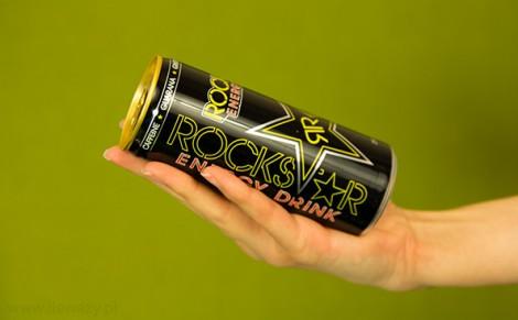 Napój energetyzujący Rockstar