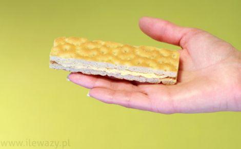 Sandwich z pieczywa chrupkiego