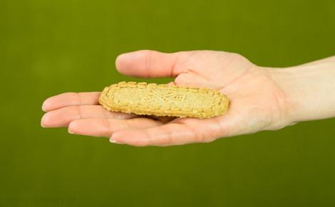 Ciasteczka zbożowe z masłem klarowanym Ghee Cookies
