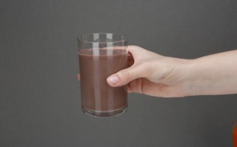 Napój proteinowy czekoladowo-pomarańczowy bez laktozy
