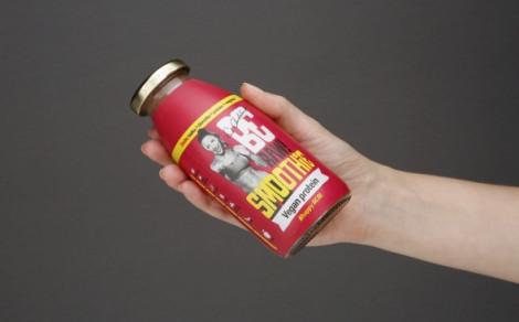 Smoothie Be Raw Vegan protein acai