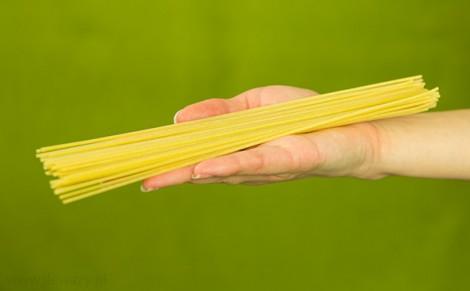 Makaron spaghetti niskowęglowodanowy z dodatkiem psyllium