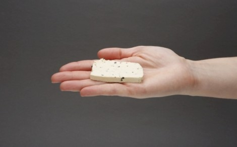 Tofu z bazylią
