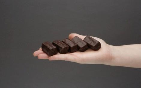 Cukierki - trufle o smaku ajerkoniaku w czekoladzie