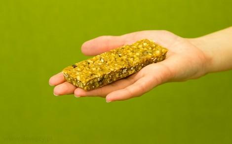 Baton energetyczny Vitarade Endurance o smaku karmelowym