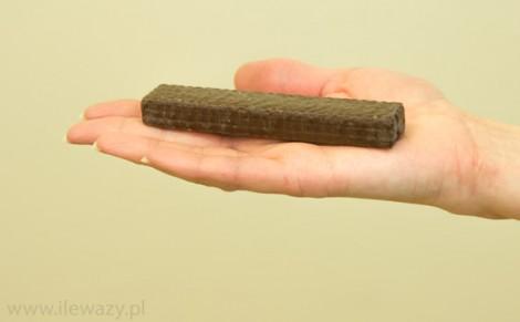 Wafelek przekładany kremem kakaowym Elitesse