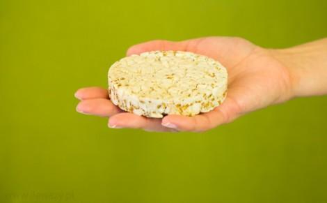 Wafle pszeniczno ryżowe