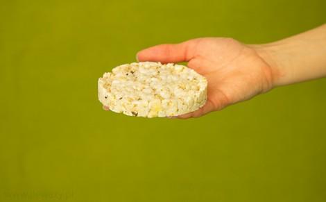 Wafle ryżowe wieloziarniste