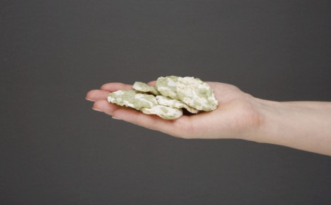 Wafle ryżowe z algami morskimi mini