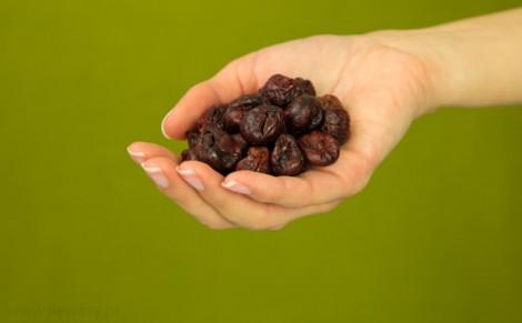 Wiśnia suszona (puffins)