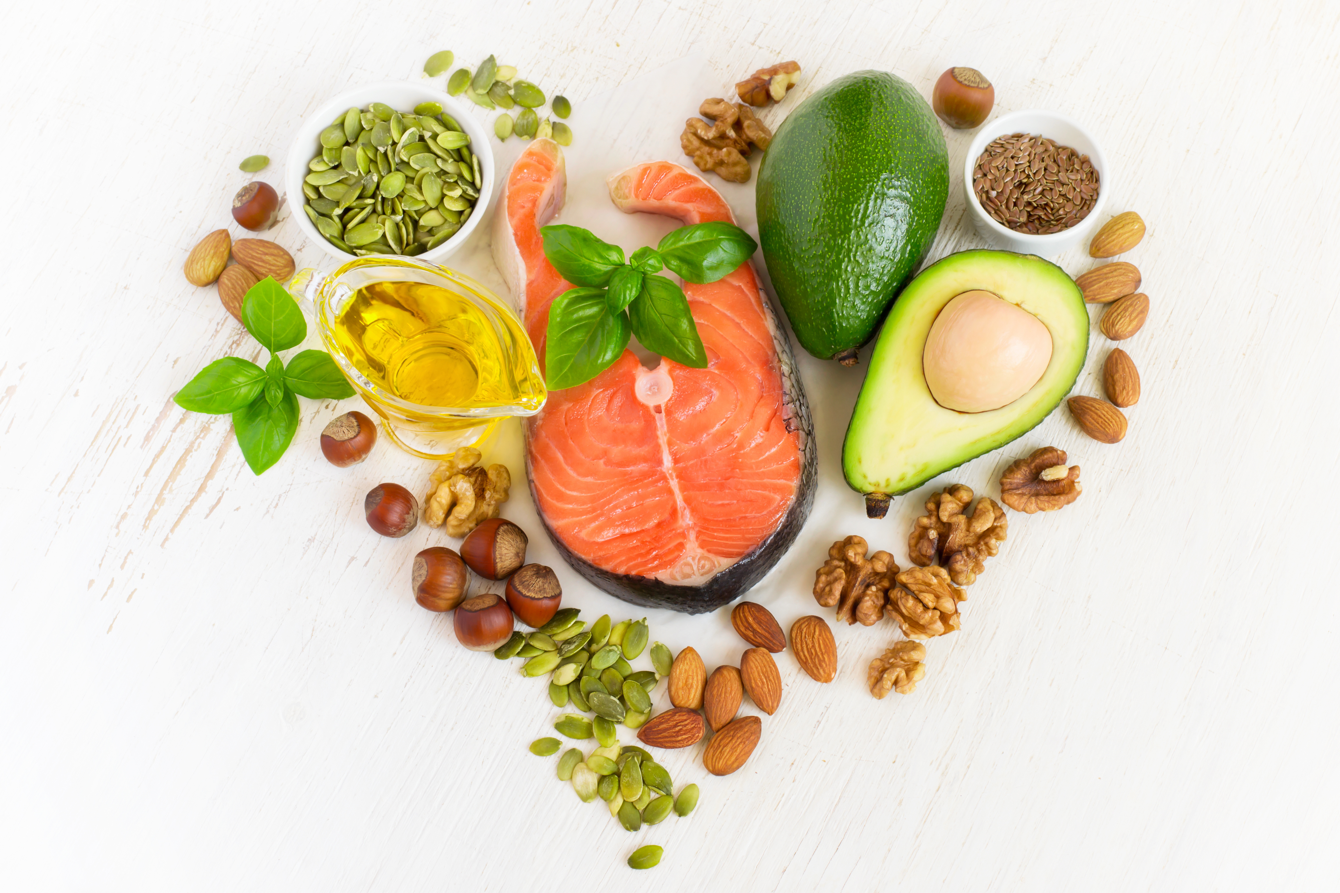Źródła tłuszczu w diecie