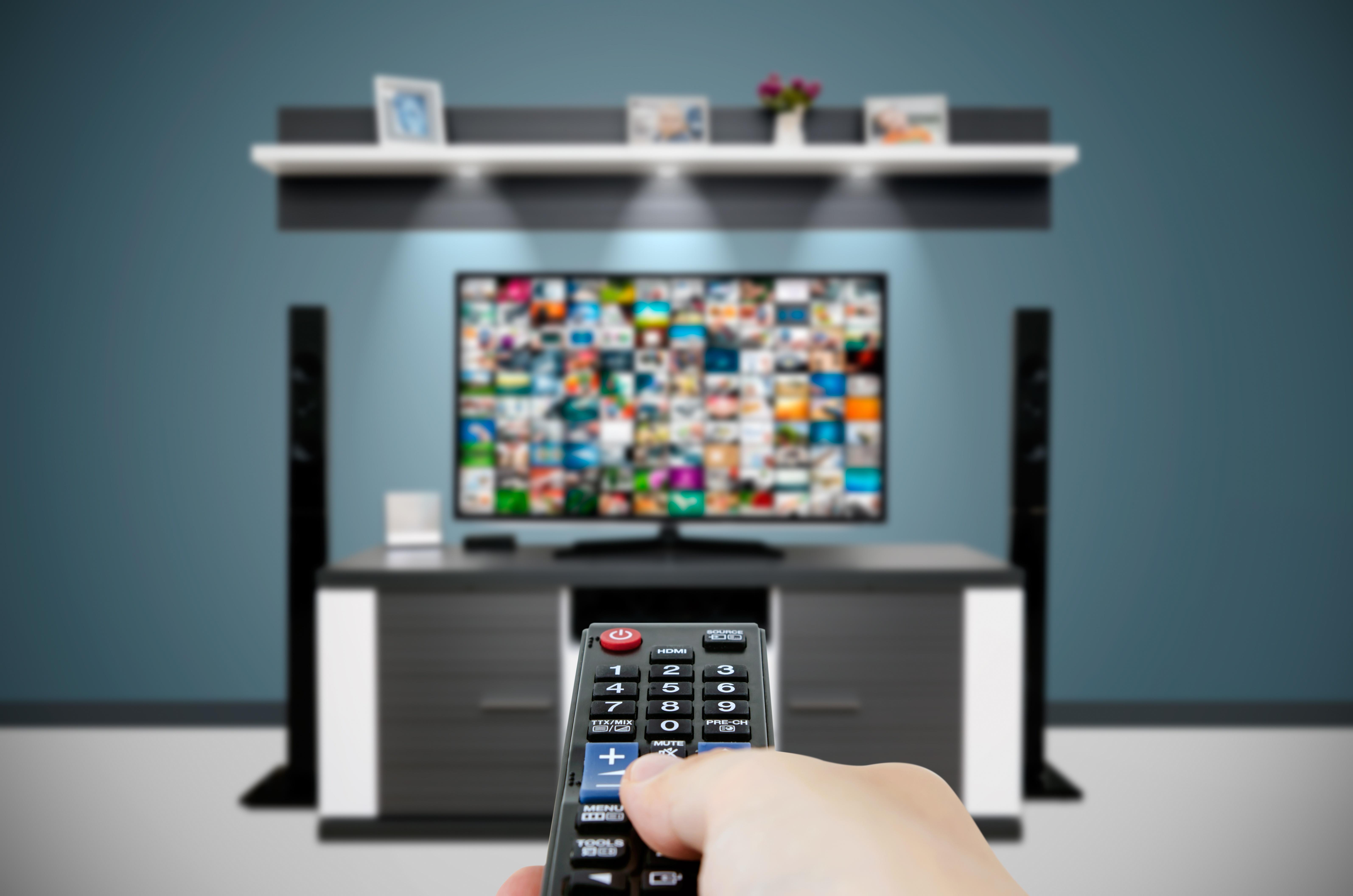 Reklamy w telewizji