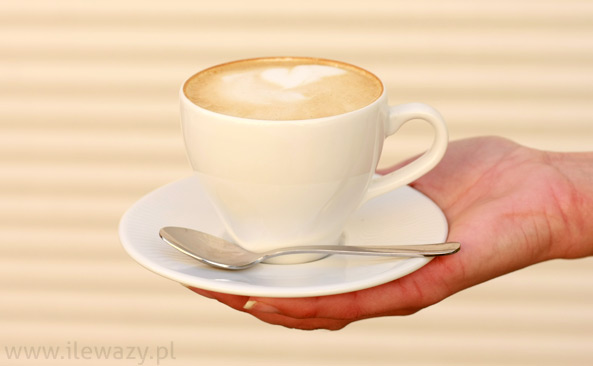 Kawa cappuccino