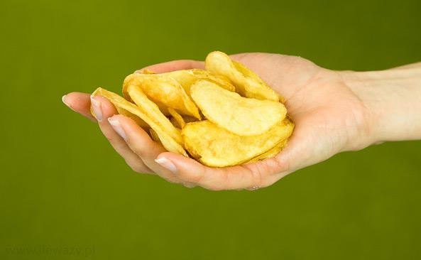 Chipsy ziemniaczane KFC