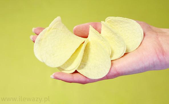 Chipsy Pringles Original