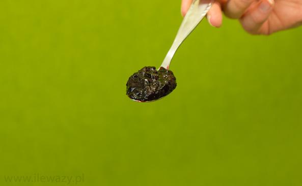 Dżem z czarnej porzeczki 100 % z owoców