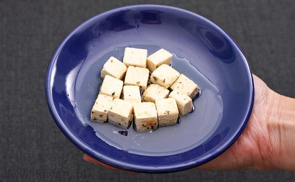 Ser solankowy Favita z ziołami w oleju