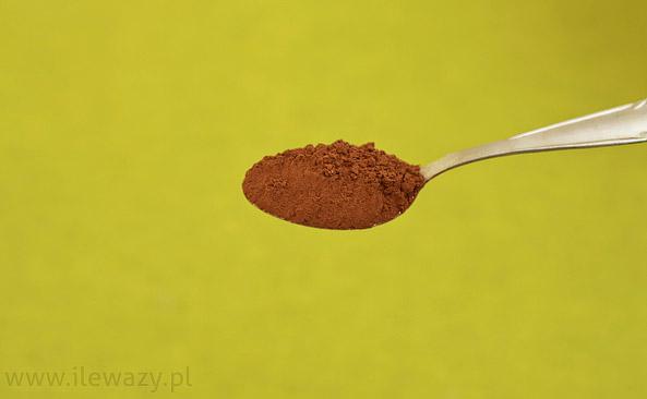Kakao niskotłuszczowe
