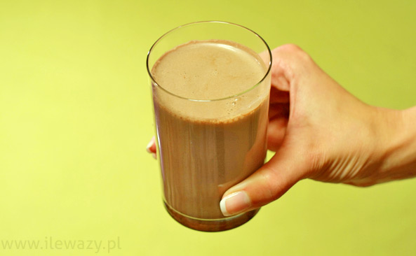 Kakao rozpuszczalne z mlekiem