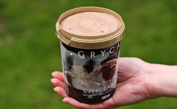 Lody czekoladowe