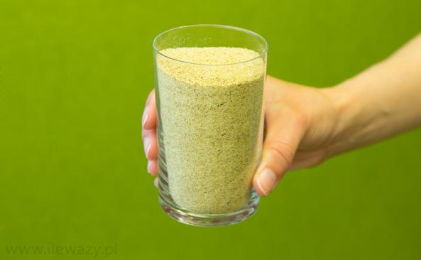 Mąka lniana